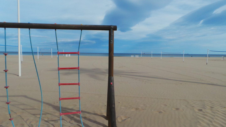 Gandia Beach, Spain