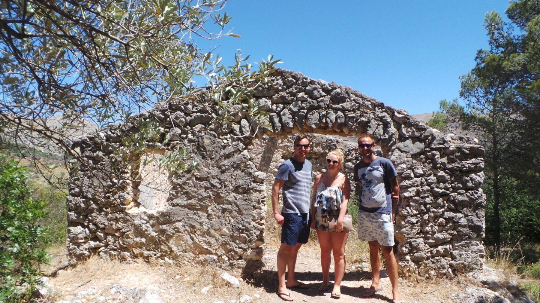 Ruins in La Vall D'ebo