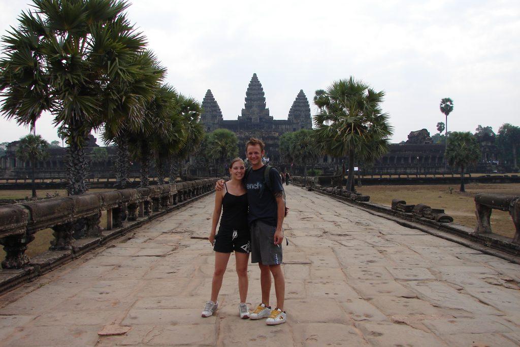 Angkor Wat, Temples of Angkor, Siem Reap, Cambodia