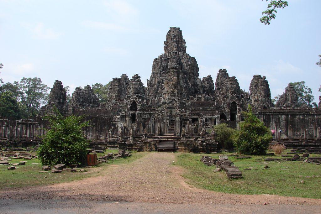 Bayon, Temples of Angkor, Siem Reap, Cambodia