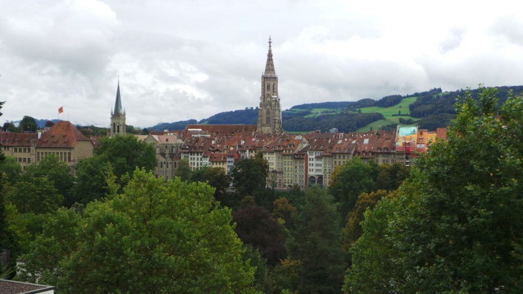 The UNESCO capital of Switzerland, Bern