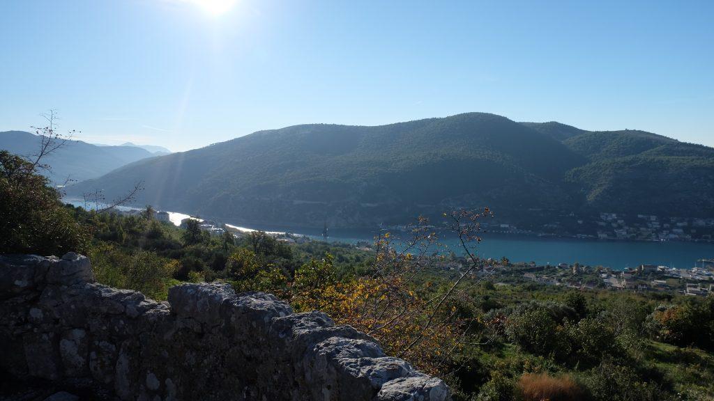 the phenomena views over Mokovica