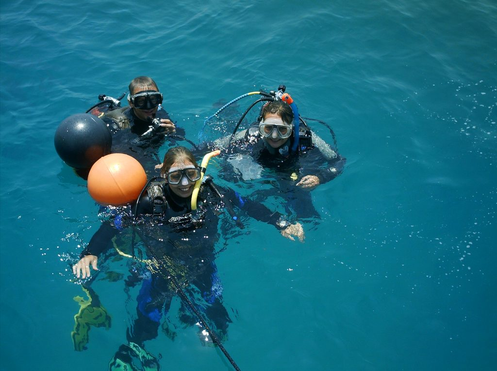 Diving in Nha Trang, Vietnam with Sailing Club Divers