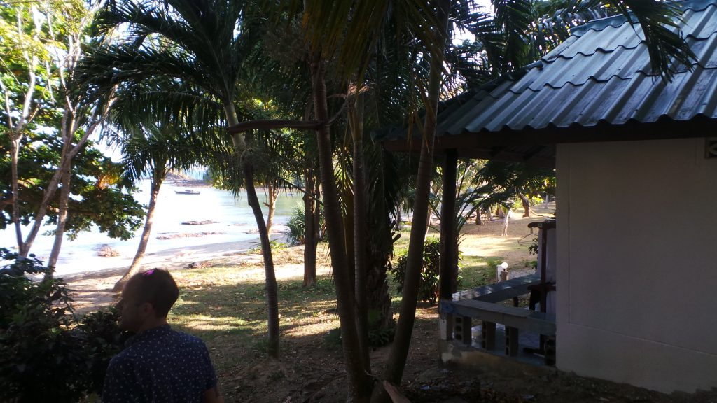 Panka Bay Resort, Koh Bulone, Thailalnd
