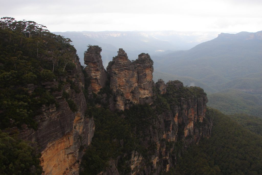 The Three Sisters Blue Mountains, Australia