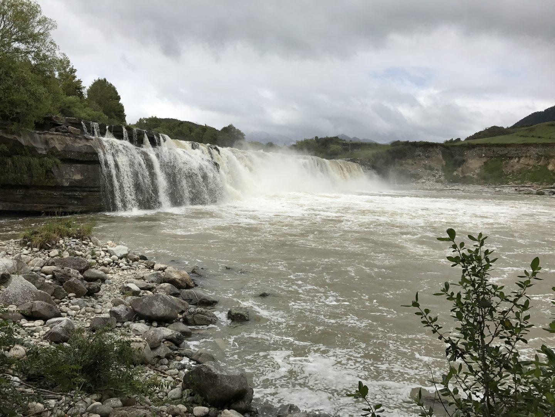 Maturia Falls, Shenandoah, New Zealand