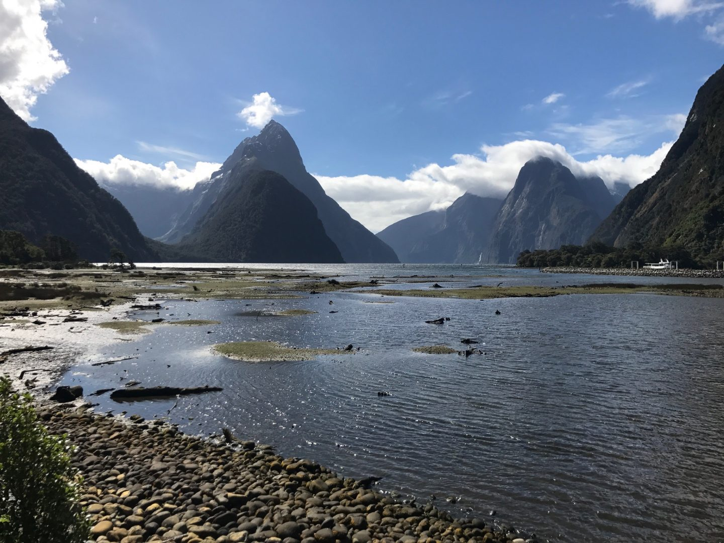 Fiordland & Milford Sounds, New Zealand