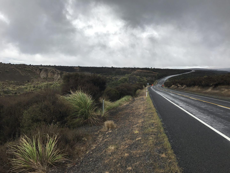 Tongariro Natural Park, New Zealand