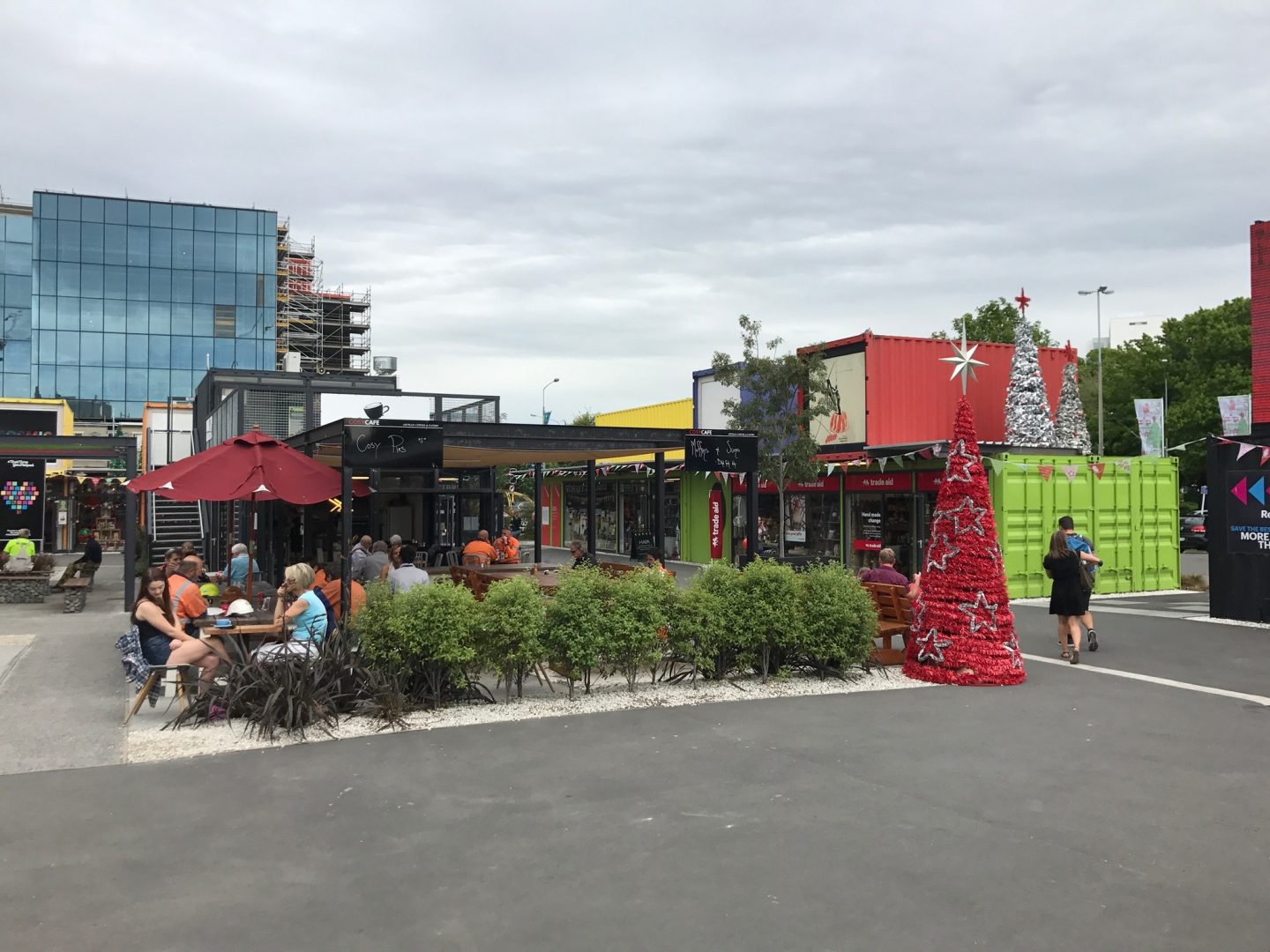 Re:Start Container Ship Mall, Christchurch