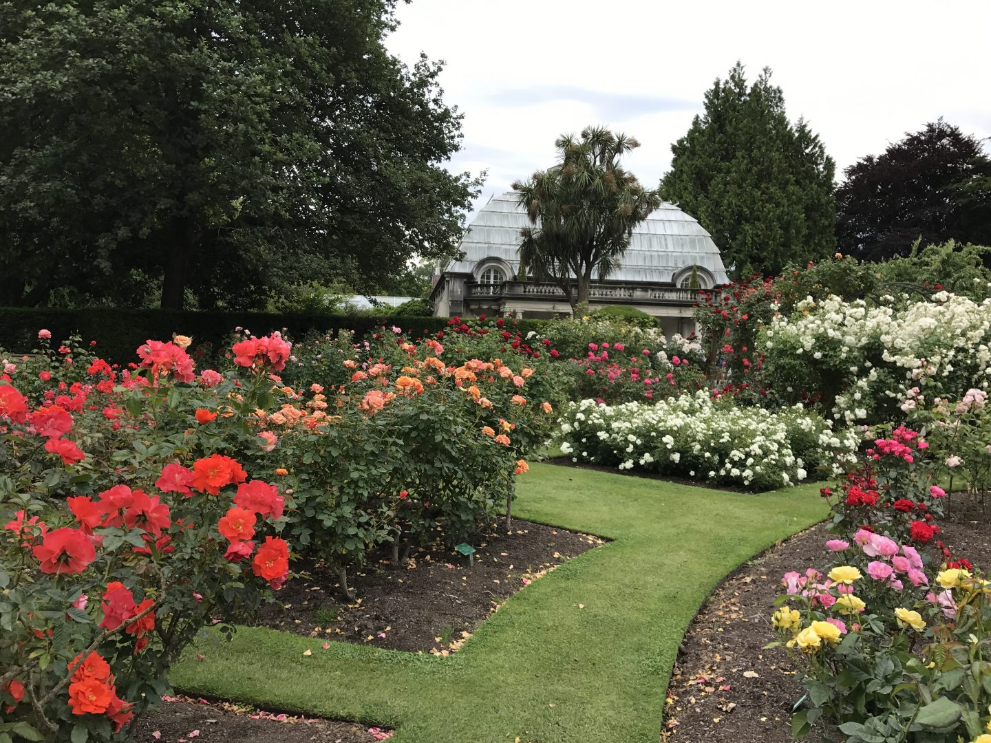 The Christchurch Botanic Gardens
