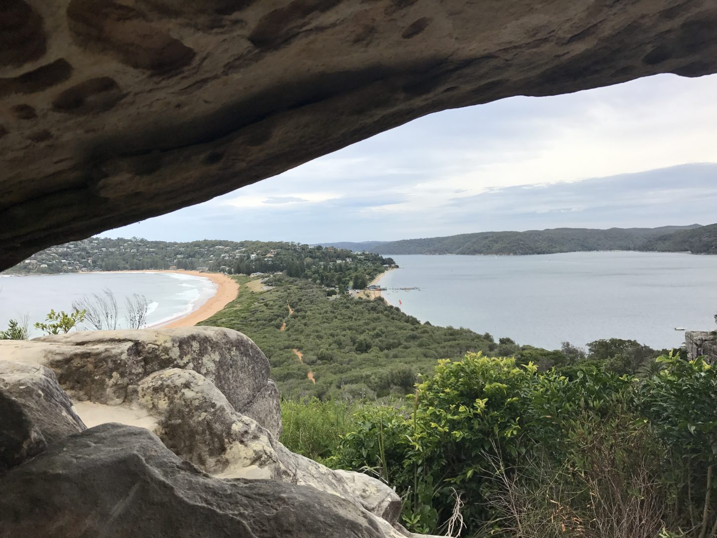 View from Barrenjoey Haead, Palm Beach, Sydney