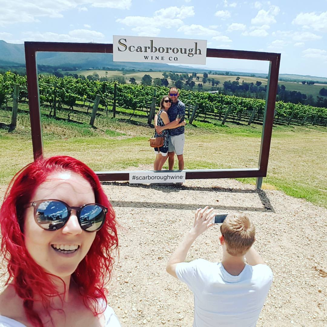Scarborough vineyard hunter valley