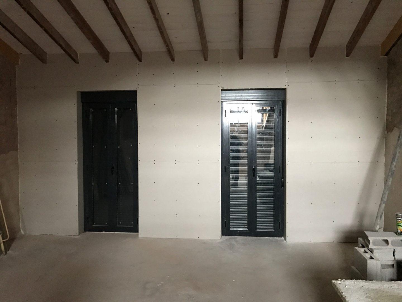 Living Area Windows Pego Month 4 Progress