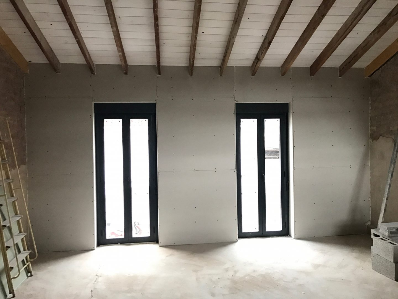 Living Area Windows Project Pego Month 4 Progress