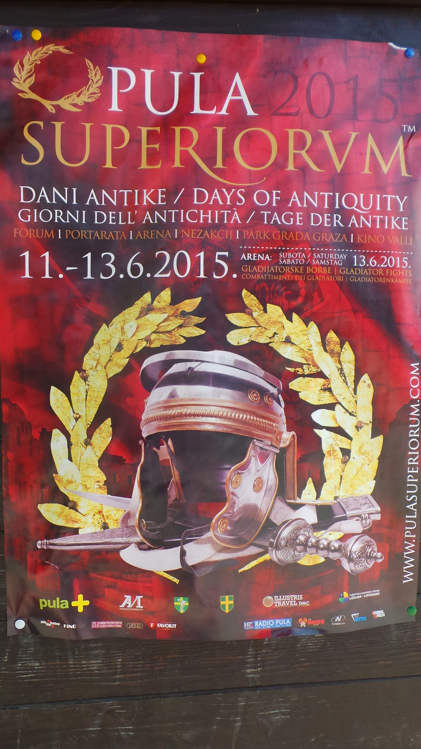Festival of Antiquity 2015