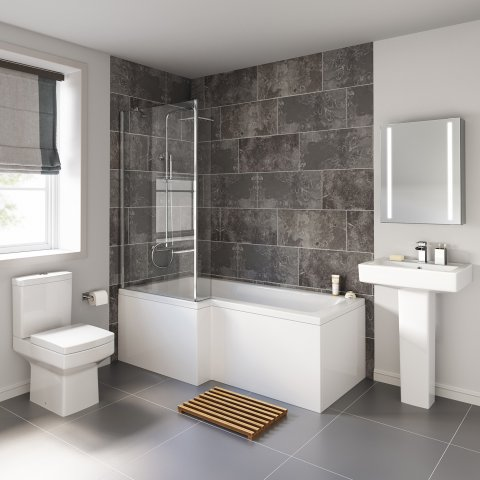 Bathroom Inspiration: Belfort Bathroom Suite