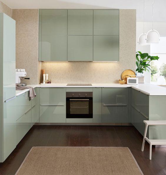 Ikea Kitchen Installation: Home Renovation Inspiration: Braeside Road