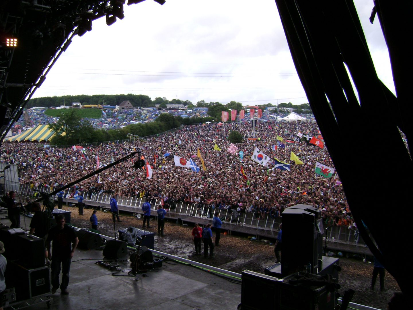 #TBT: Our VIP Glastonbury Experience