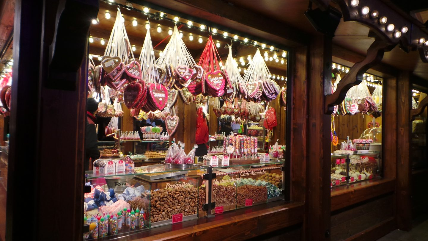 Christmas Market Treats, Berlin