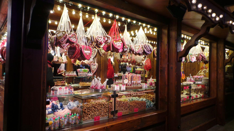 Christmas Market Treats, Berlin