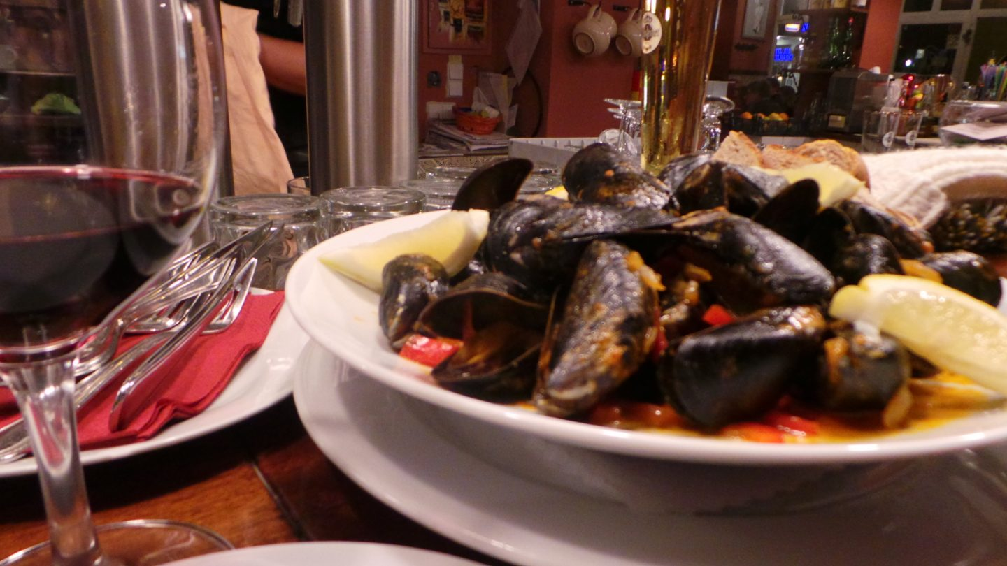 The Best Mussels in Germany!